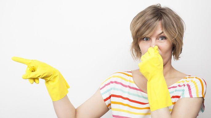 Lingering Odors