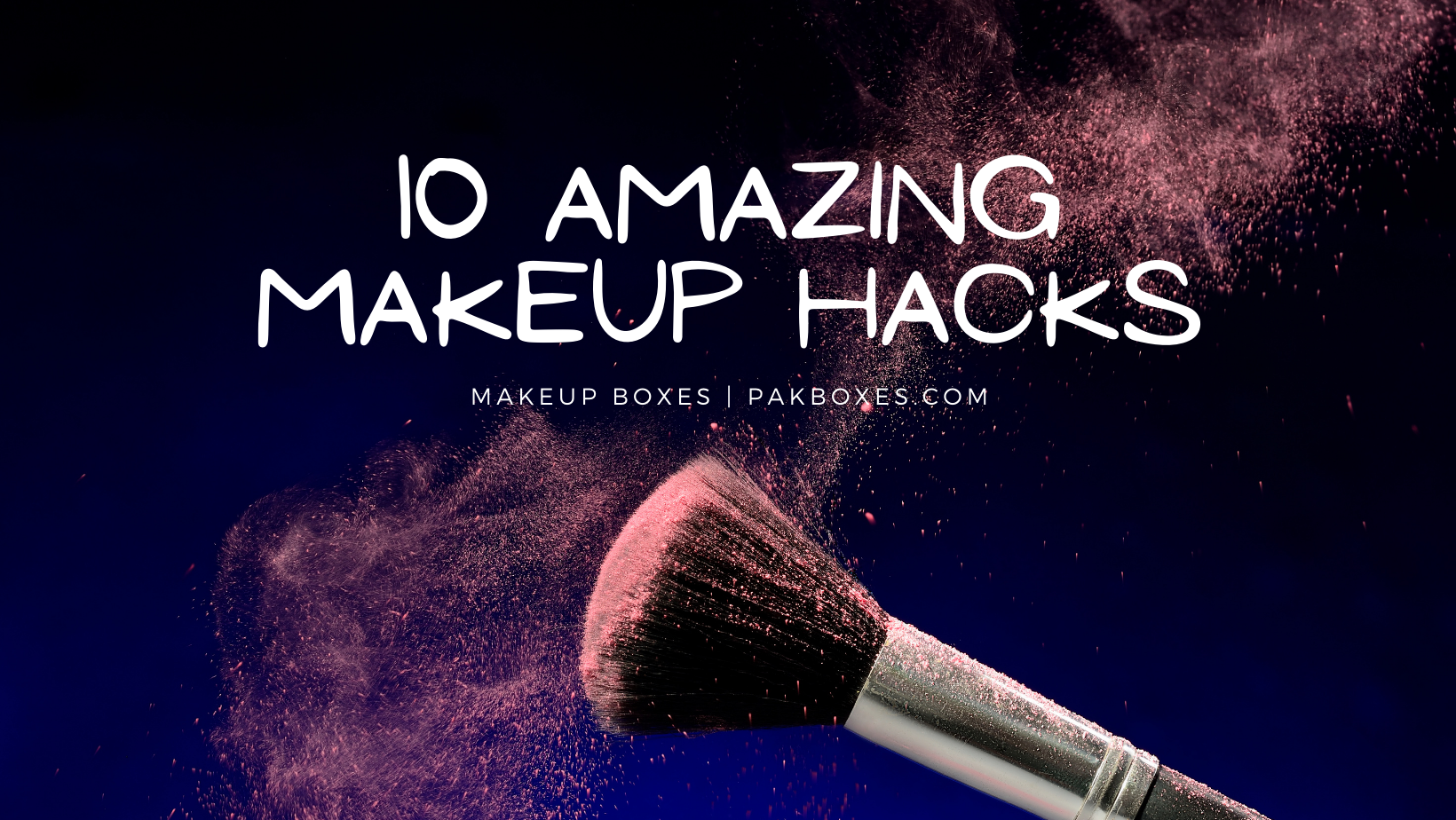 10 Amazing makeup hacks