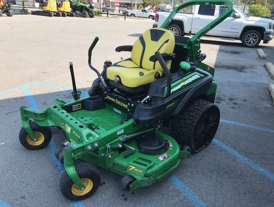 used green mowers for sale near you