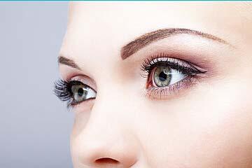 Fox Eye Makeup