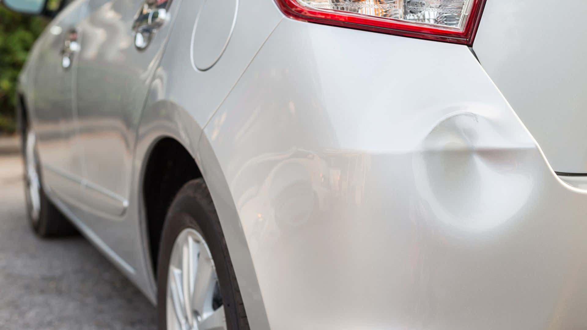 get rid of your Car's Little Dents