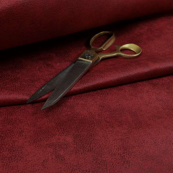 Soft Thick Durable Faux Suede Fabric