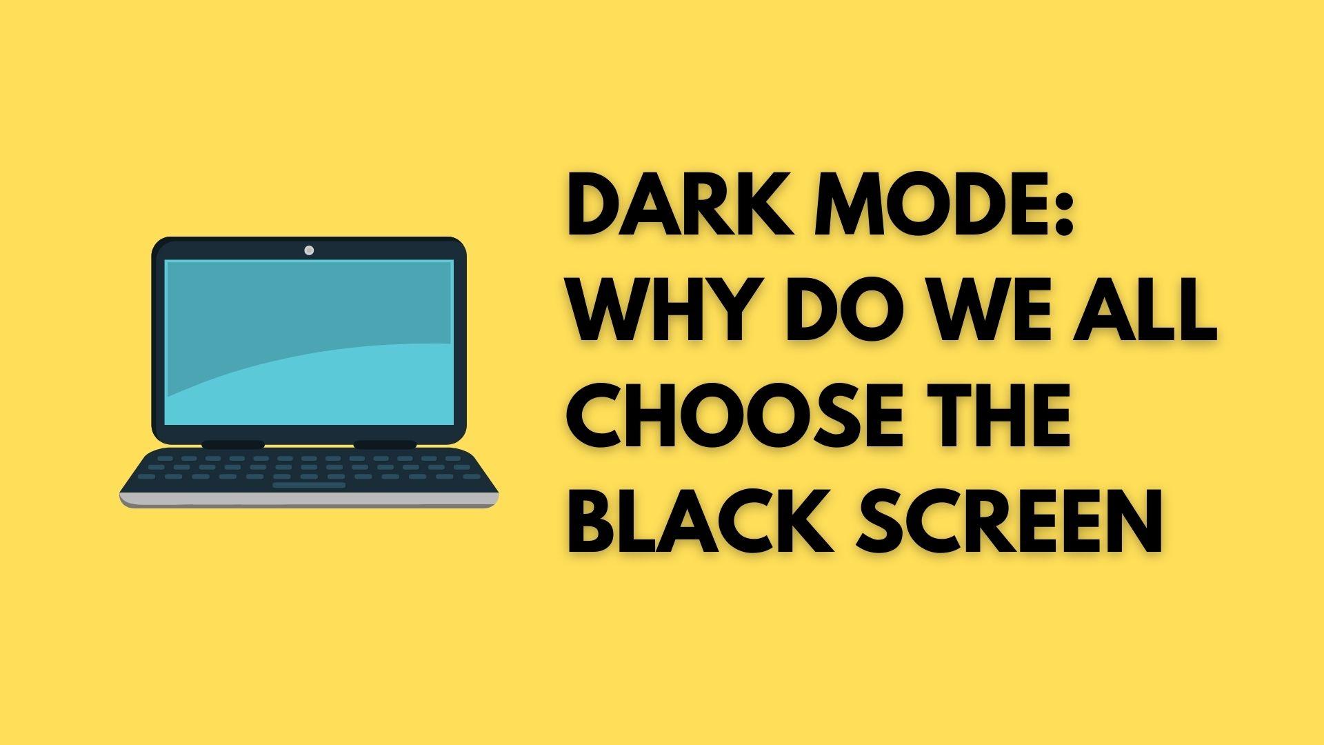 enable dark mode