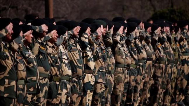 indian defence force